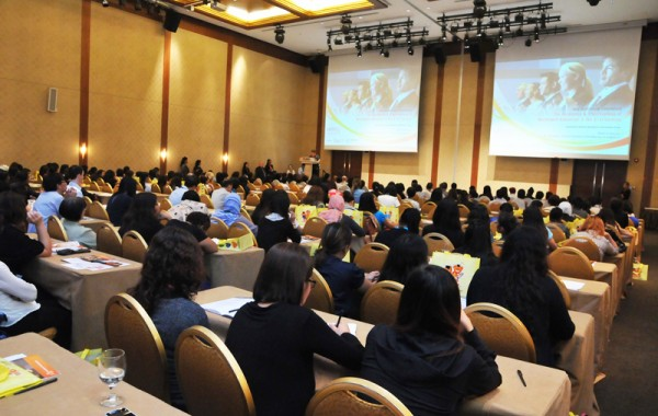 The Spectacular Asia Montessori Conference