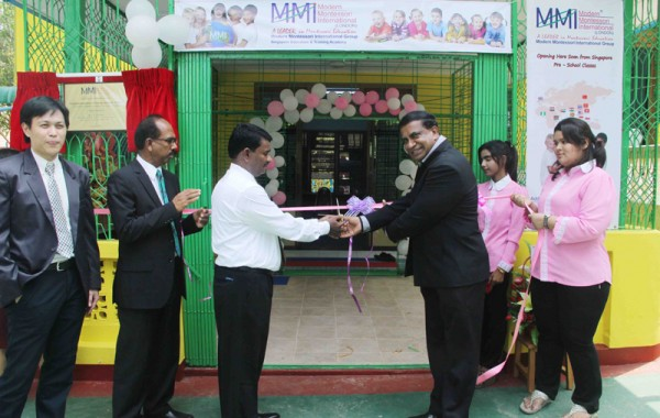 MMI Group Opens First Pre-School in Myanmar As Part of Its Regional Expansion Plans